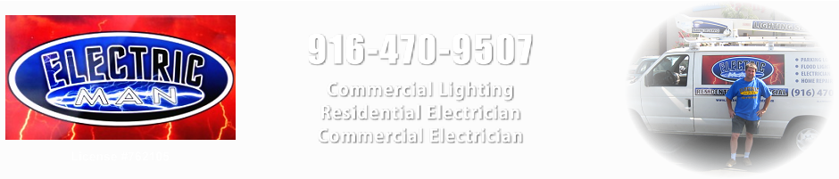 Sacramento Commercial Lighting